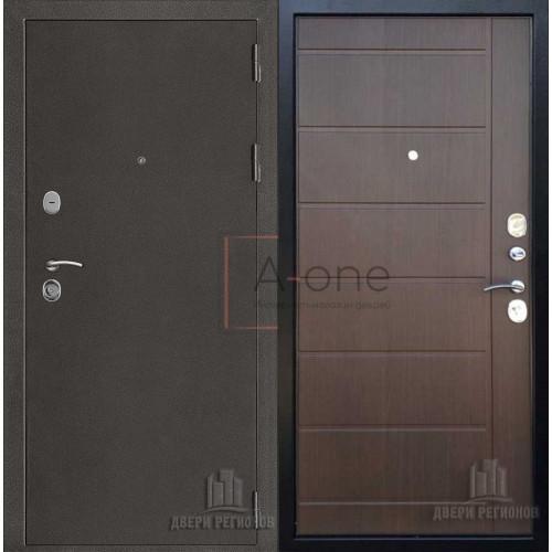 Входная дверь Галеон Двери Регионов внутреняя панель пвх эковенге