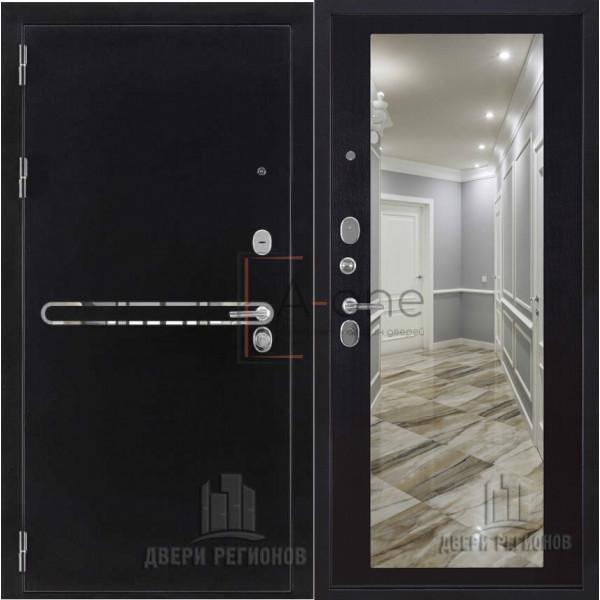 Президент S1Z входная дверь Regidoors внутренняя панель зеркало венге