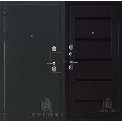 Входная дверь Президент X7 внутренняя панель темный венге