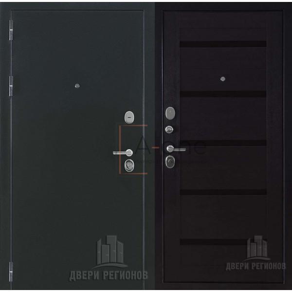 Входная дверь Президент X7 Regidoors внутренняя панель темный венге