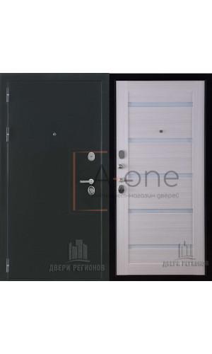 Входная дверь Президент X7 Regidoors внутренняя панель белый сандал