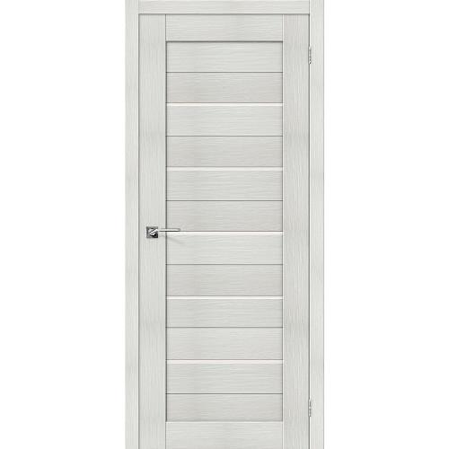 Двери межкомнатные экошпон Браво Порта 22 Bianco Veralinga