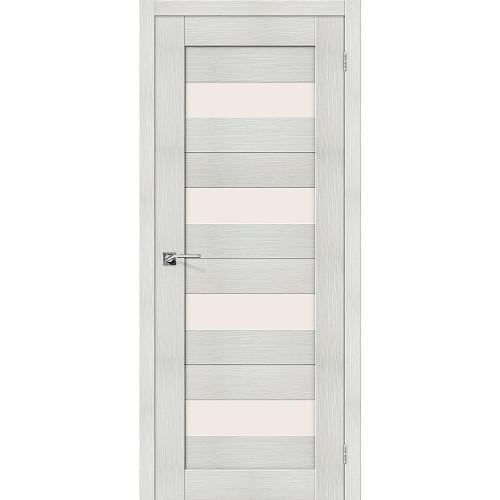 Двери межкомнатные экошпон Браво Порта 23 Bianco Veralinga