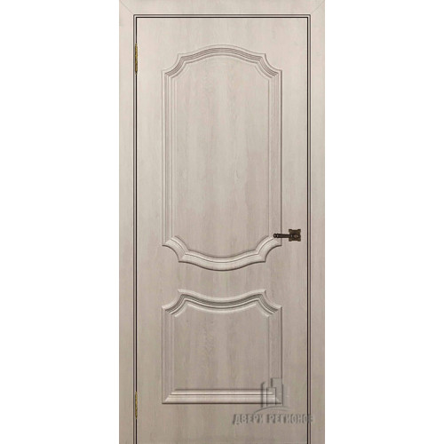 Дверь Асти межкомнатная цвет крем глухая