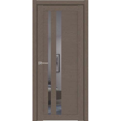 Дверь экошпон UniLine 30008 Soft Touch Тортора