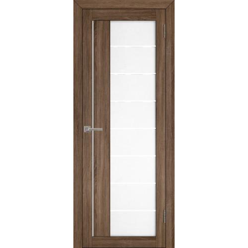 Двери межкомнатные экошпон Uberture Light 2112 цвет серый велюр