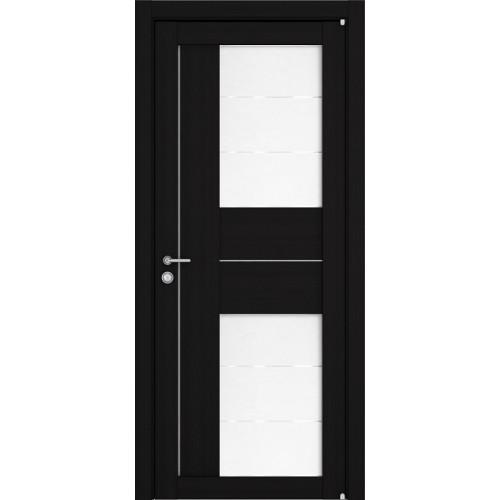 Двери межкомнатные экошпон Uberture Light 2114 цвет шоко велюр