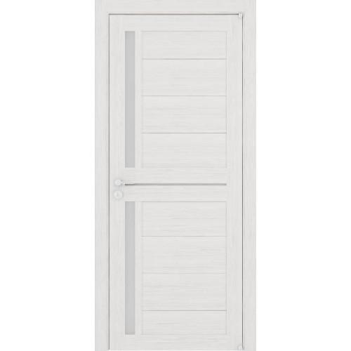Двери межкомнатные экошпон Uberture Light 2121 цвет капучино велюр