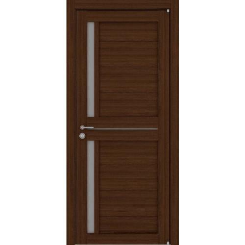 Двери межкомнатные экошпон Uberture Light 2121 цвет орех вельвет
