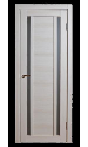 Двери межкомнатные экошпон Uberture Light 2122 цвет капучино велюр