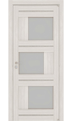 Двери межкомнатные экошпон Uberture Light 2181 цвет капучино велюр