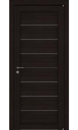 Двери межкомнатные экошпон Uberture Light 2125 цвет шоко велюр