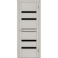 Двери межкомнатные экошпон Uberture Uniline 30030 цвет капучино велюр