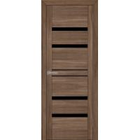 Двери межкомнатные экошпон Uberture Uniline 30030 цвет серый велюр