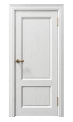 Дверь Сорренто 80010 софт бьянка глухая