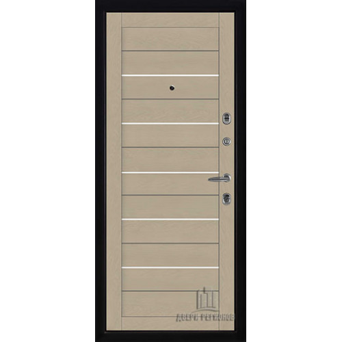 Панель для входной двери light 2127 цвет soft кремовый