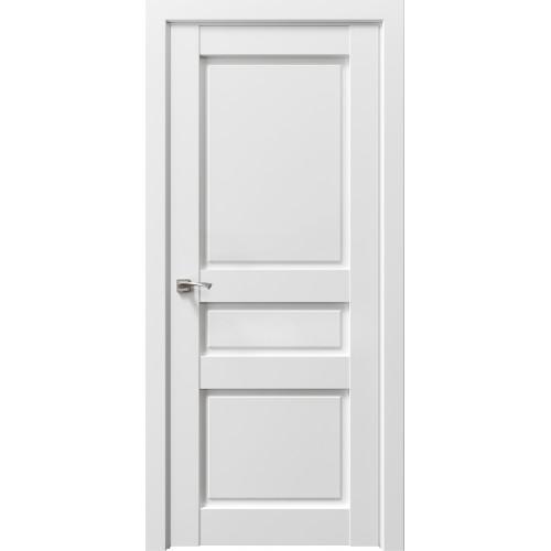 Дверь межкомнатная Сицилия 90002 Снежная королева Глухая