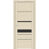 Дверь экошпон Uberture Uniline SOFT Touch 30023 софт кремовый