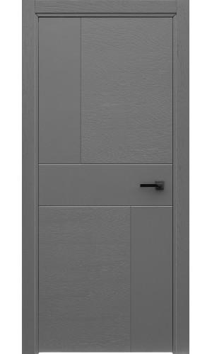 Ульяновские двери Regidoors Fusion Art Line цвет grigio (ral 7015)