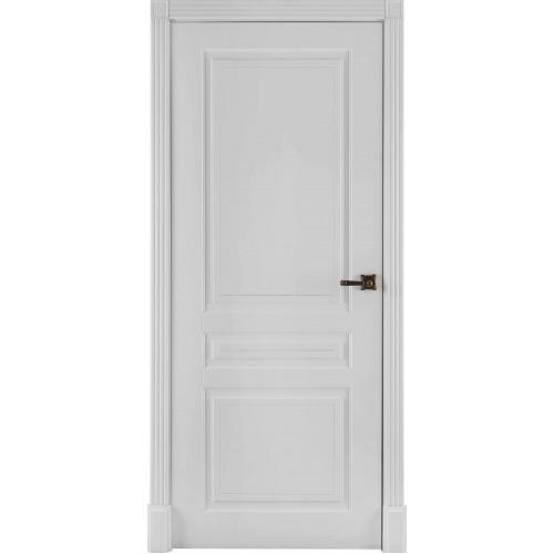 Ульяновские двери Regidoors Турин дверь эмаль белая глухое