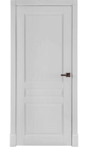 Ульяновские двери Прага белая эмаль ф-ка Двери Регионов