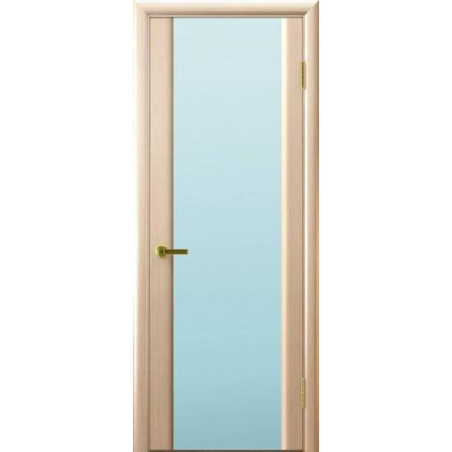 Ульяновские двери Regidoors Техно 3 натуральный шпон беленый дуб остекленное