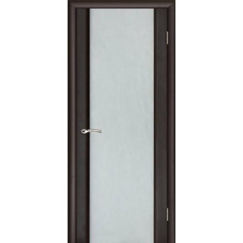 Ульяновские двери Regidoors Техно 3 натуральный шпон венге остекленное
