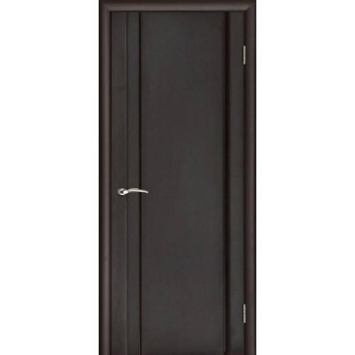 Ульяновские двери Regidoors Техно натуральный шпон венге глухое