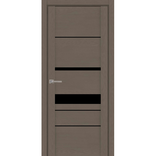 Дверь экошпон Uberture Uniline SOFT Touch 30023 софт тортора