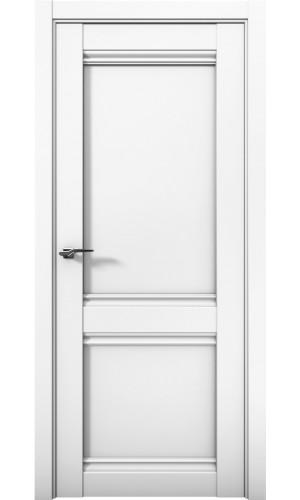 Дверь Cobalt 11 Кобальт белый матовый глухая