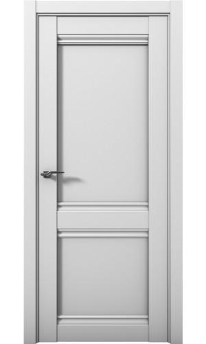 Дверь Cobalt 11 Кобальт серый матовый глухая