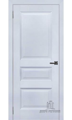 Ульяновская межкомнатная дверь Аликанте 2 серый шелк RAL 7047 глухая