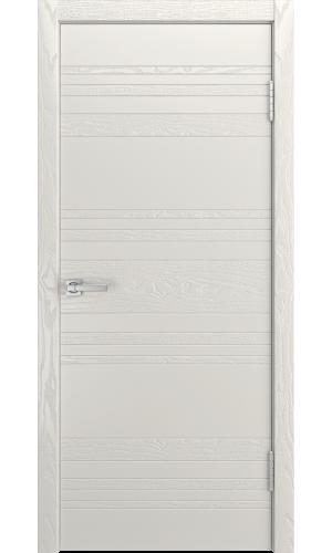 Дверь ID E цвет бьянка шпон натуральный