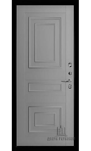 Панель для входной двери 62001 Серена светло-серый
