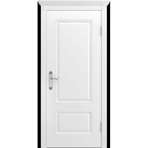 Дверь Аккорд В1 белая эмаль глухое