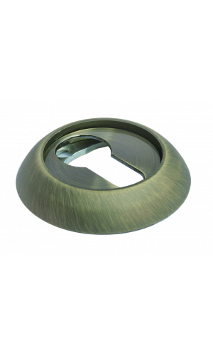 Накладка на цилиндр цвет бронза/кофе