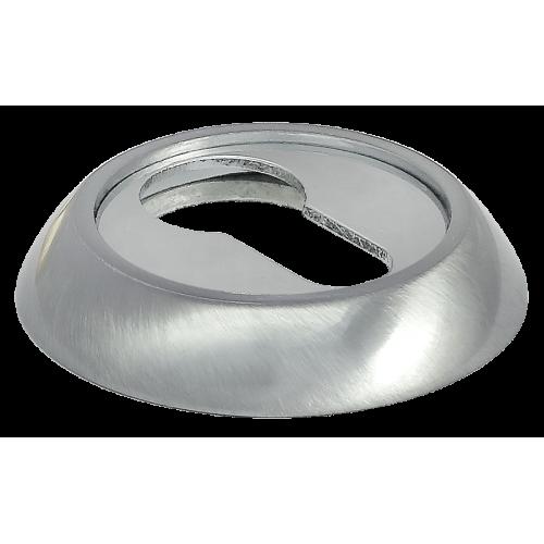 Накладка на цилиндр цвет хром/никель