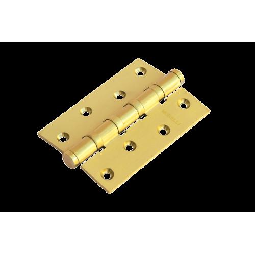 Петля MORELLI латунная 100X70X3-4BB цвет золото