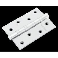 Петля стальная Morelli универсальная MS 100X70X2.5-4BB W Цвет - белый 1шт