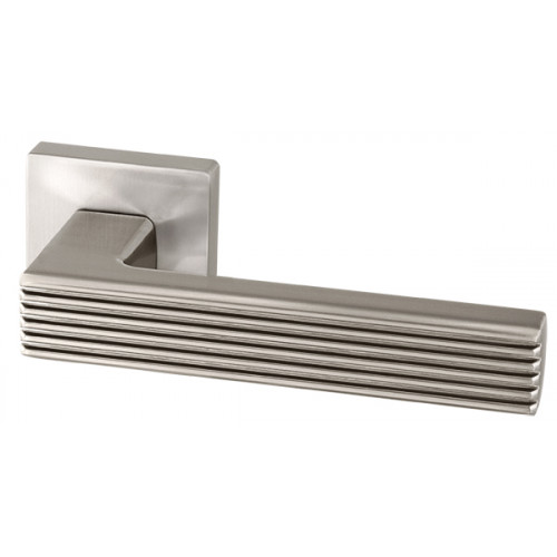 Ручка дверная Armadillo (Армадилло) LINE URB6 CP-8 Хром