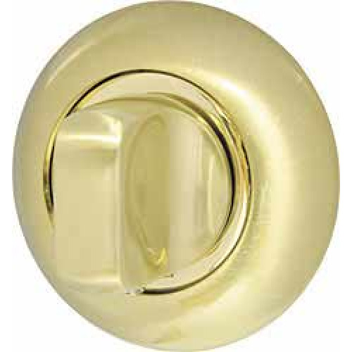 Ручка поворотная Armadillo (Армадилло) WC-BOLT BK6-1SG/GP-4 матовое золото/золото