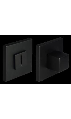 Завертка сантехническая Morell MH-WC S-6 BL черный (для ручек 47, 48)
