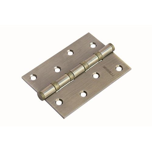Петля стальная универсальная MS 100X70X2.5-4BB 4BB AB Бронза 1шт