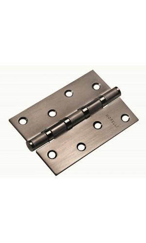 Петля стальная Morelli универсальная MS 100X70X2.5-4BB BN черный никель 1шт