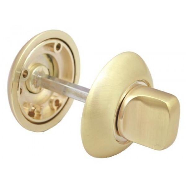 Завертка сантехническая Morelli  MH-WC GP цвет золото