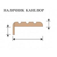 Наличник Vist канелюр 70мм