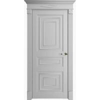 Дверь экошпон Uniline Florence Stile 62001 (ПДГ) Серена светло-серый