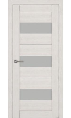Дверь межкомнатная Модель 04 Эко Дуб Остекленная