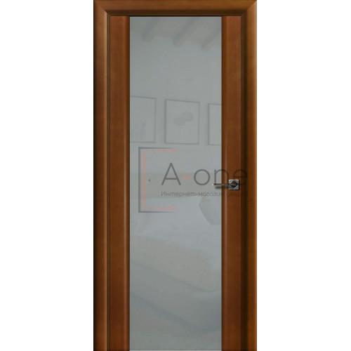 Ульяновские двери Синай 3 светлый анегри, остекленная