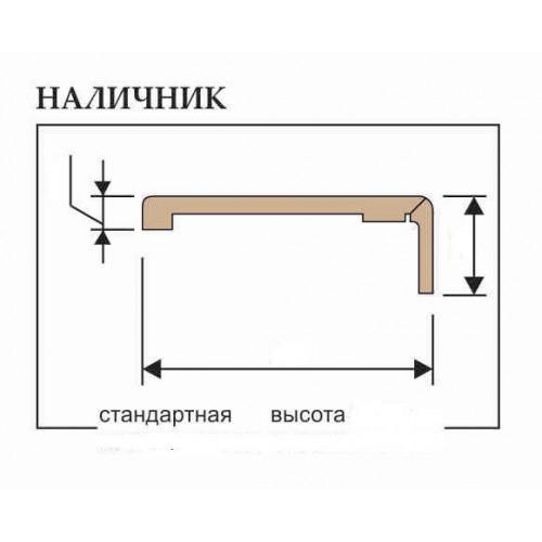 Наличник экошпон Soft Touch